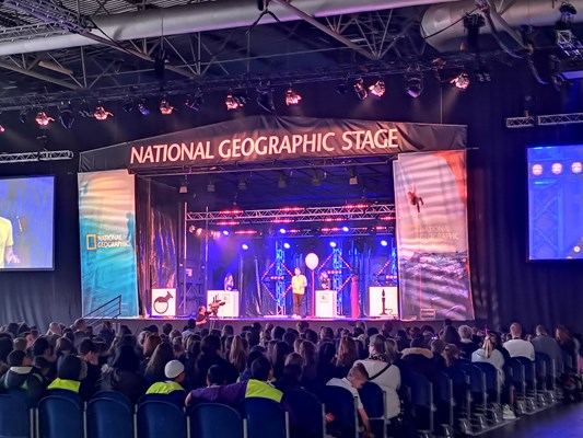 national geographic stage